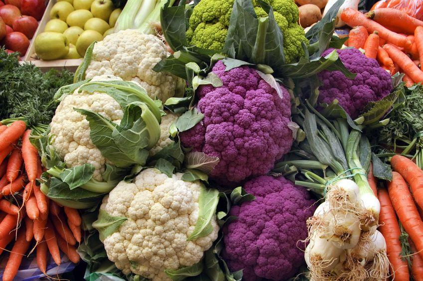 Cruciferous cauliflowers
