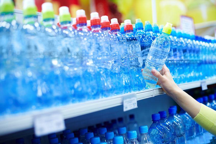 Plastic bottles BPA
