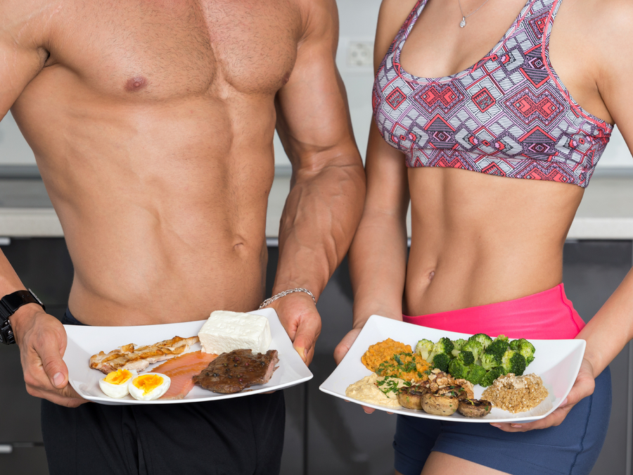 Workout food for bodybuilders